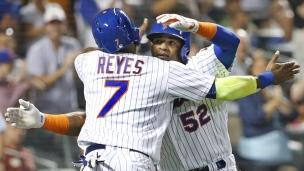 Phillies 1 - Mets 12