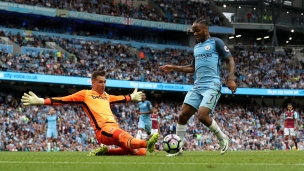Manchester City 3 - West Ham 1