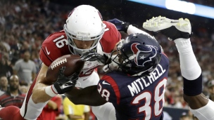 Cardinals 24 - Texans 34