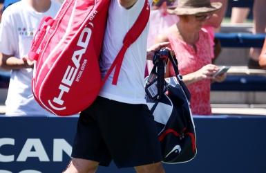US Open : Gasquet éliminé d'entrée de jeu