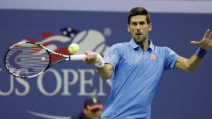 Djokovic vient à bout de Janowicz au 1er tour