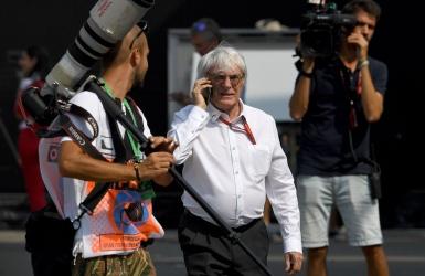 La F1 sera à Monza pour trois autres années