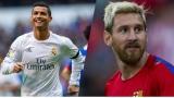 Montage Messi Ronaldo