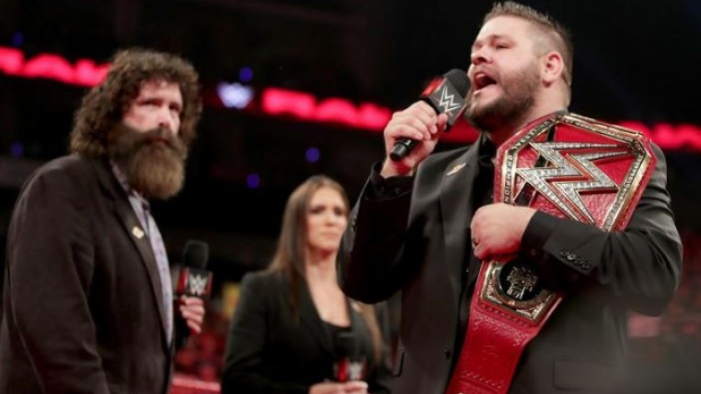 Kevin Owens, Raw du 5 septembre 2016