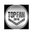 Top Fan 2016 - Gagnant