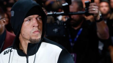 Le duel Diaz c. Edwards reporté à l'UFC 263