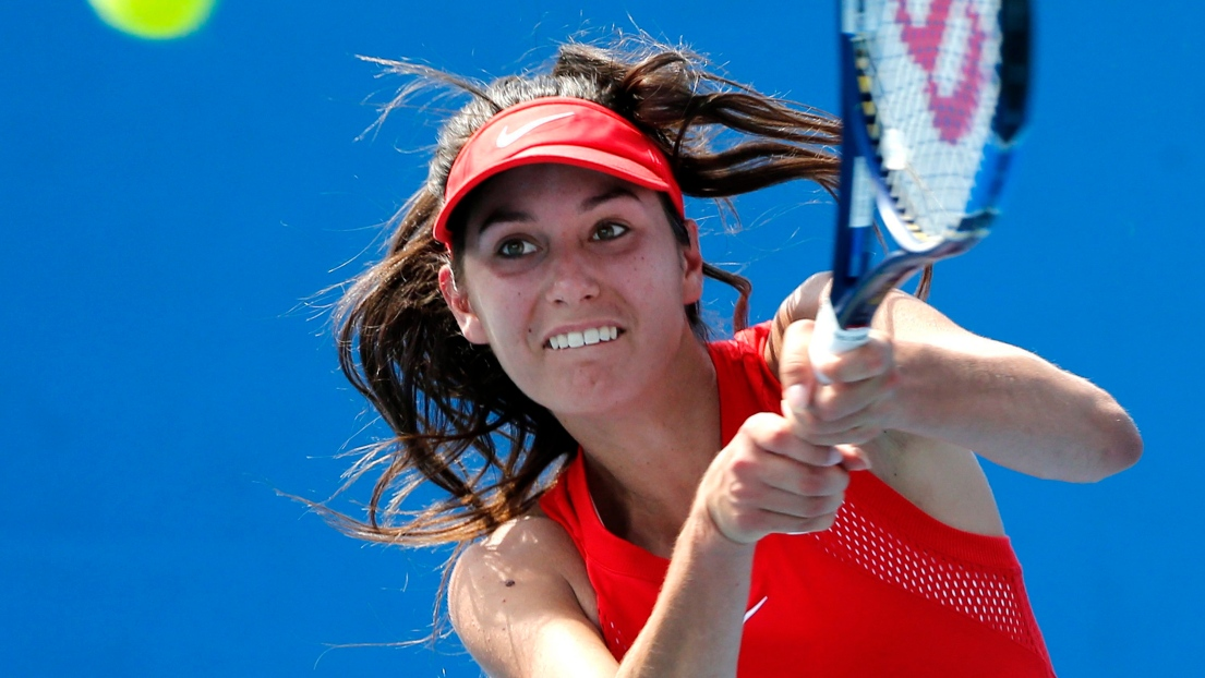 Tennis: Dodin s'offre sa première demi-finale sur le circuit à Québec