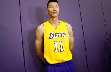 Yi Jianlian libéré par les Lakers