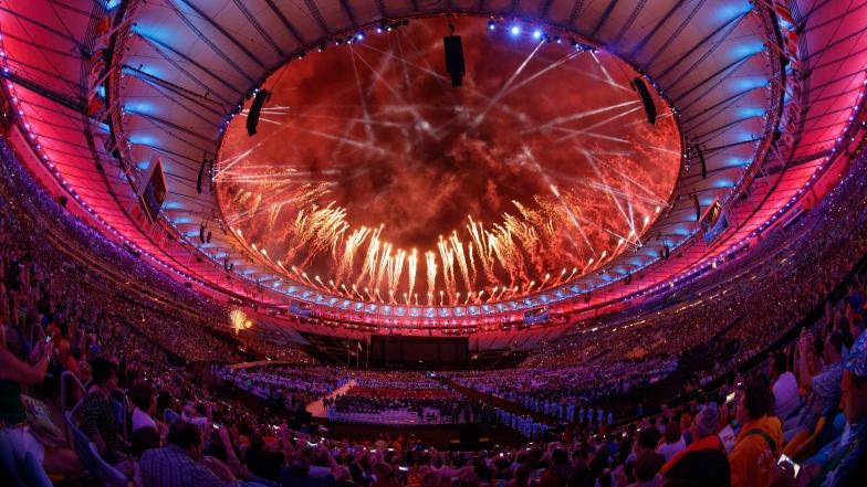 Cérémonie de clôture des Jeux paralympiques de Rio