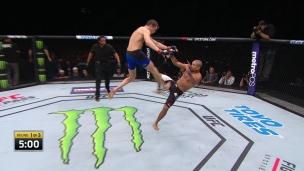 Chronique UFC : retour sur le gala d'Hidalgo