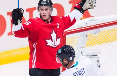 Jonathan Toews et la domination canadienne