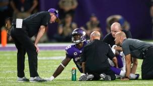 Une pluie de blessures dans la NFL