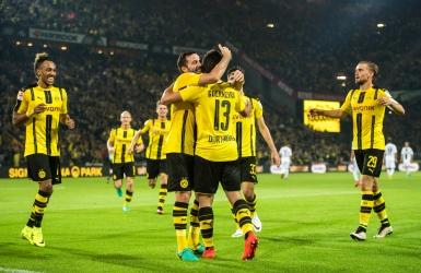 Dortmund rejoint provisoirement le Bayern