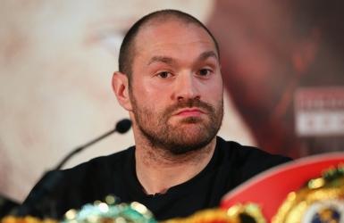 Fury doit renoncer au duel contre Klitschko