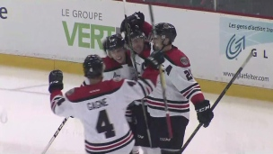 Voltigeurs 4 - Olympiques 1