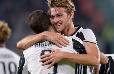 Serie A : la Juventus victorieuse sans éclat