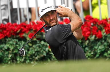 Dustin Johnson co-meneur après 54 trous