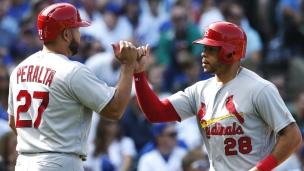Cardinals 10 - Cubs 4