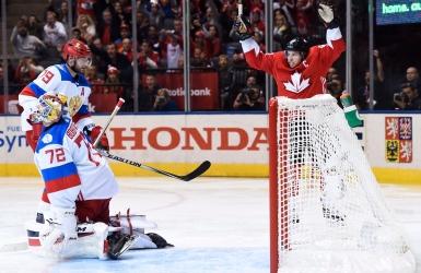 Le Canada atteint la finale