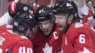 Russie 3 - Canada 5