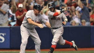 Red Sox 6 - Rays 4