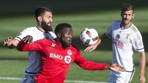Toronto FC 1 - Union 1