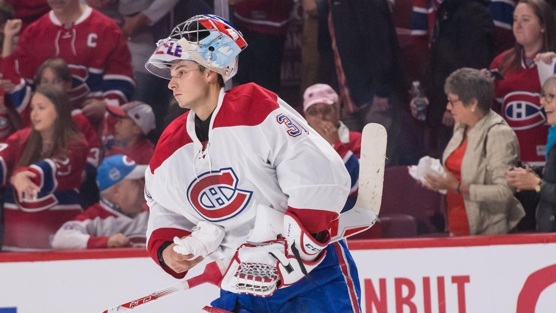Zachary Fucale rappelé du Rocket de Laval