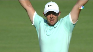 Rory McIlroy veut la Coupe FedEx!