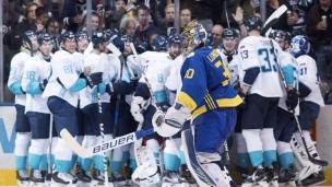 Europe 3 - Suède 2 (Prol.)
