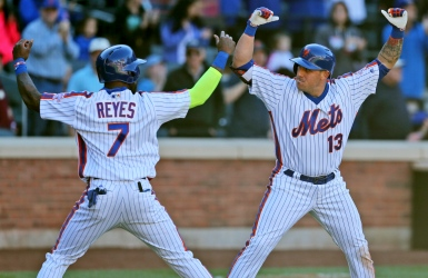 MLB: Les Mets donnent une dégelée de 17-0