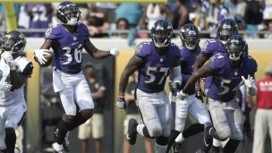 Ravens 19 - Jaguars 17