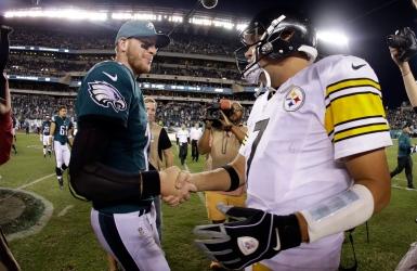 NFL : Wentz et les Eagles toujours parfaits
