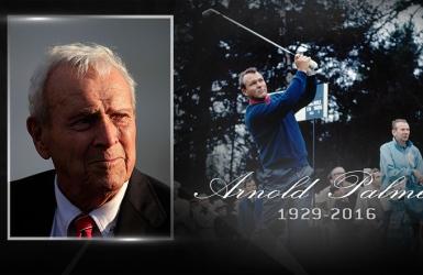 Le golf perd une icône en Arnold Palmer