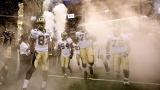 Les Saints de 2006 qui arrivent au Superdome