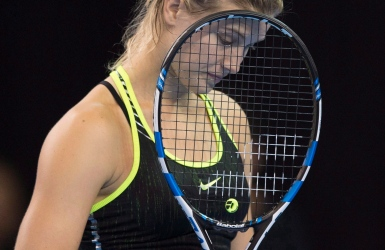 WTA : Eugenie Bouchard exclue du top-50
