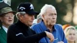 Gary Player et Arnold Palmer