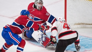 Devils 3 - Canadiens 2