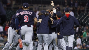 Indians 7 - Tigers 4