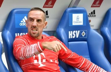 Le Bayern appelle Franck Ribéry à la retenue