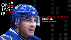 Discussion avec Alex Burrows
