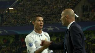 Bale met la table pour Ronaldo