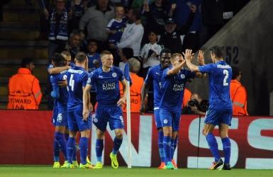 Leicester montre les crocs contre Porto