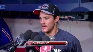Shaw appuie son nouveau capitaine
