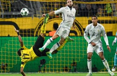 Le Real Madrid tenu en échec par Dortmund