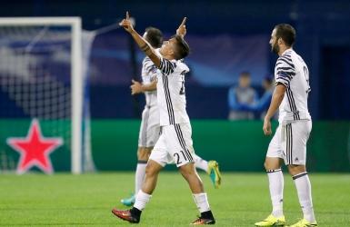 La Juventus se paie une balade à Zagreb
