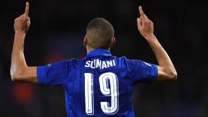 Leicester City 1 - FC Porto 0