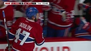 Déjà un premier but pour Radulov