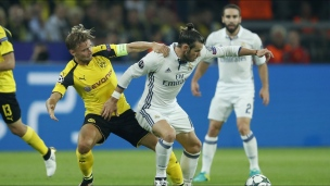Borussia Dortmund 2 - Real Madrid 2