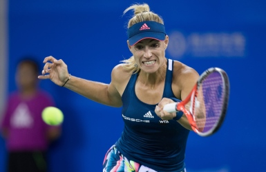 Wuhan : Kerber s'incline contre Kvitova