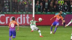 Dembélé soulève le Celtic Park!